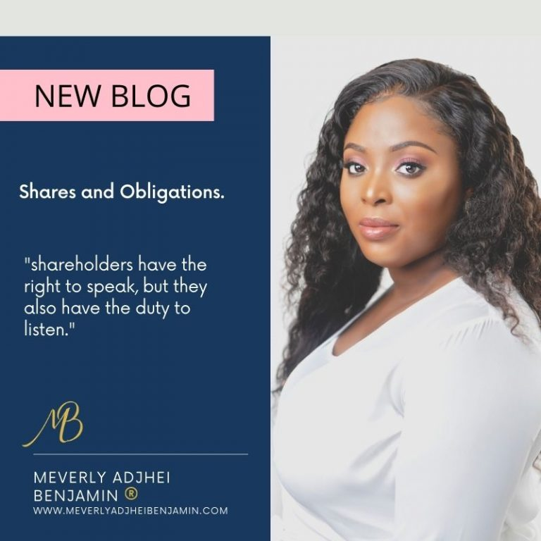 Shares and Obligations