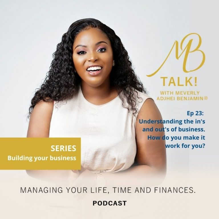 Consistency as a Business owner (The Podcast)